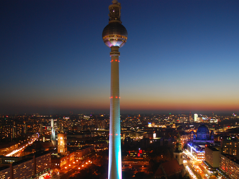 Berlin Night