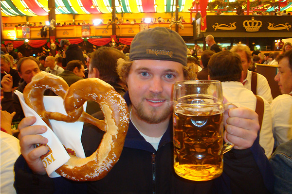 WillOktoberfest Munich1