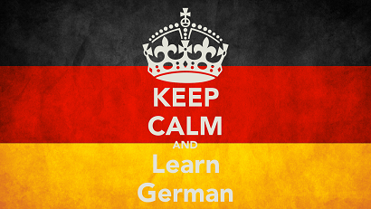 Keep Calm And Learn German