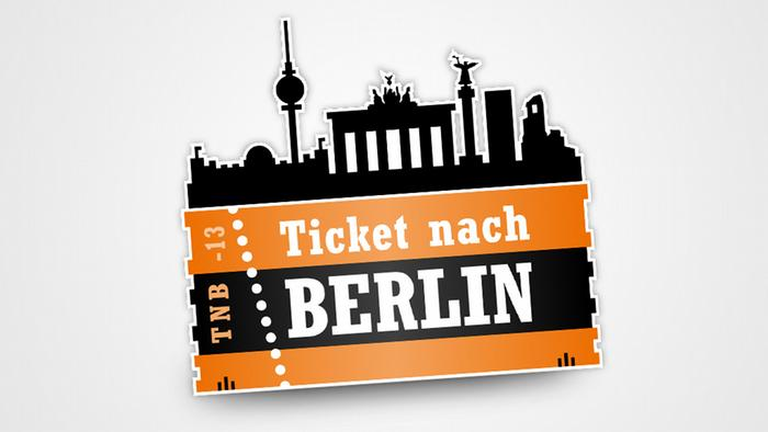 Ticket Nach Berlin DW